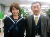 卒業式(ウソ)